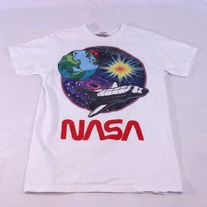 Chemistry Nasa USA Graphic T-Shirt 100% Cotton